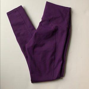 Fabletics purple leggings
